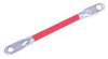 "Battery cable 16"" - red"