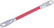"Battery cable 18"" - red"