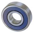 Ball bearing - rear axle