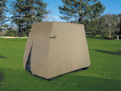 Deluxe UV Resistant Fabric Storage Cover